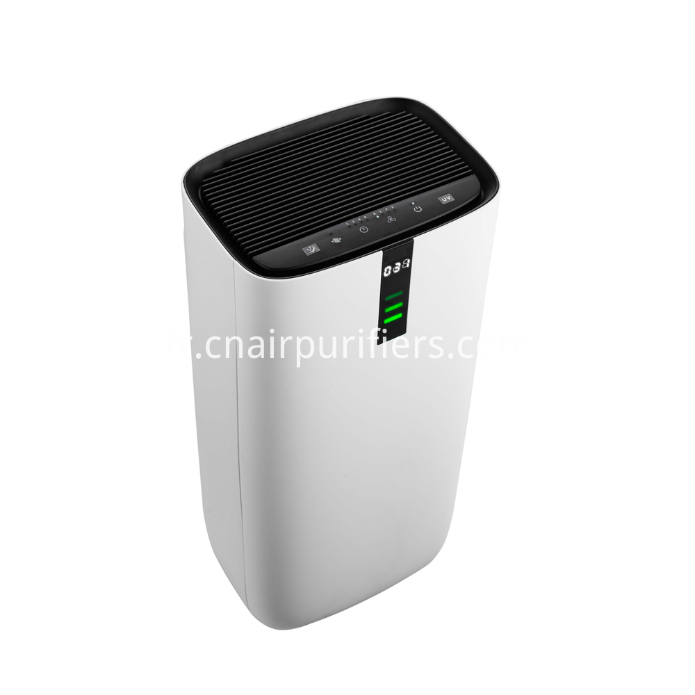 Air Purifier With Uv 200