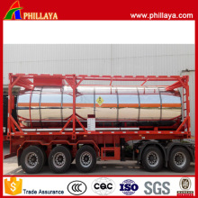 Stainless Steel 40ft or 20ft ISO Standard Tank Container