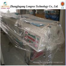 Chaîne de production de tuyau de drainage de PVC double