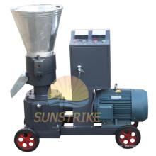 Utilizado la máquina de la pelotilla de madera / molino de la pelotilla de madera con alta eficiencia