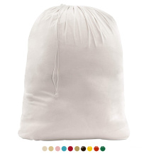 cheap dry cleaning canvas hotel laundry bag durable large wash laundry bags for storage