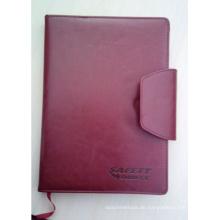 Hardcover Offset Papier Druck Notebook