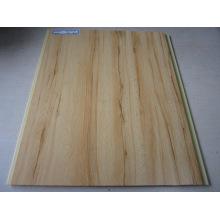Панель ПВХ с горячим переносом - деревянный дизайн