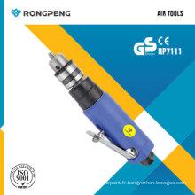 """Rong Peng RP7111 foret droit 3/8 """"à air 2600 t / min"""