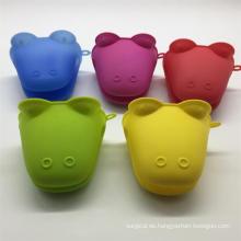Mehrfarbiger Mini-Silikonhandschuh