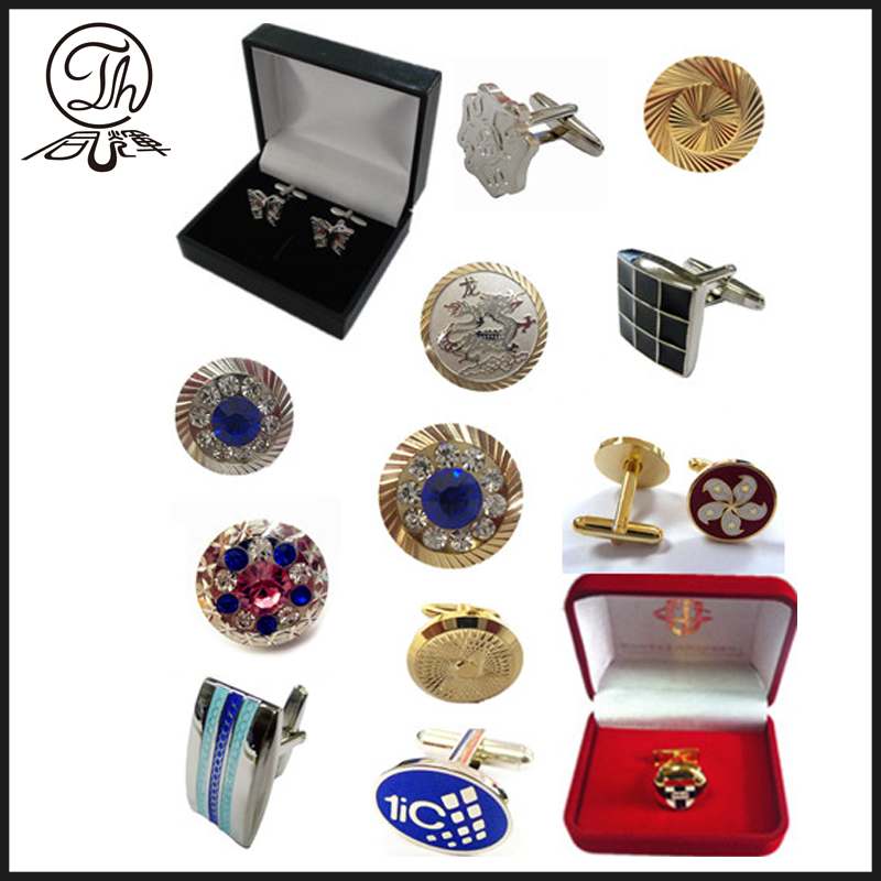 Cool enamel cheap cufflinks sale
