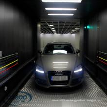 Mercancías de Pasajeros Lift Home Garage Auto Weight Parking Car Elevator