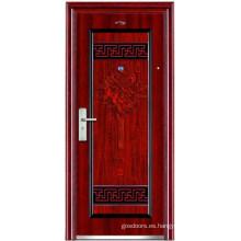 Puerta de acero de seguridad (JC-033)