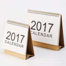 Краткое Стиль Таможней Печатание Календара Стола