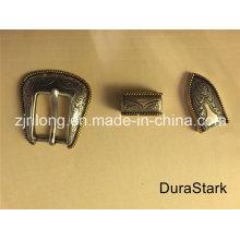Forme las hebillas de cobre amarillo con el patrón (DR-Z0211)