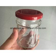 Botellas de vidrio para Pickle, Alimentación, Almacenamiento Jar,