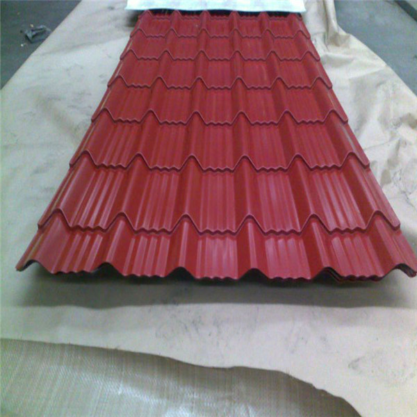 prepainted steel sheets