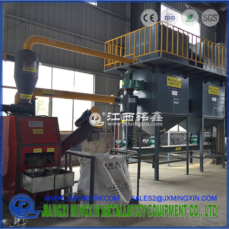 5-6 Air separator&Cyclone dust collector&pulse dust