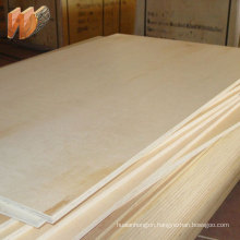 Birch Plywood for Russia Market
