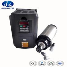 3kw wassergekühlte cnc spindelmotor 220 V / 380 V