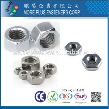 Hecho en Taiwán Alta calidad de bajo precio de acero inoxidable Hex Socket Head Nut
