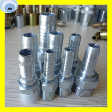 Staight Male NPT Hydraulic Nipple