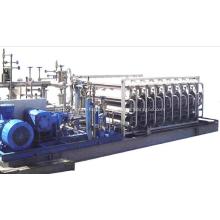 Tube-finned Pressure Building Vaporizers