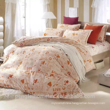 Microfiber fabric for bedding sheet with great quality