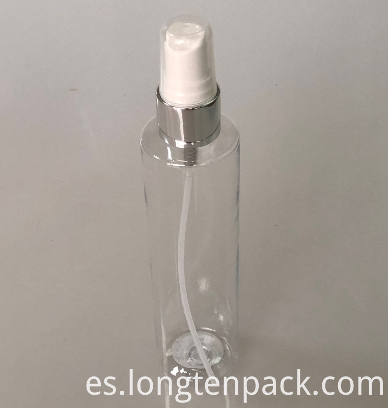 150ml PET round plastic bottle