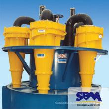 Filtre d'hydrocyclone technique allemand de haute qualité de vente chaude pour l'exploitation minière