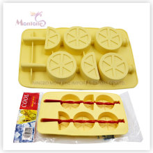 Customized Popsicle Ice Mold, Silicone Ice Cube Tray