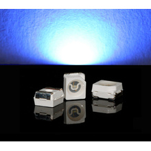 Puce Epistar SMD LED 3528 Super Bright Blue