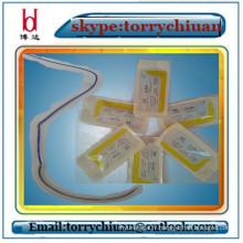 Boda Absorbabl plain catgut avec matériel à aiguilles sutures jetables, Medical Adhesive & Suture Material Properties, 3 # 75