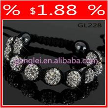 High quality shamballa bracelets