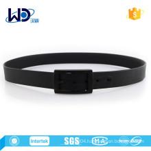 Black Color Silicone Rubber Belts for Men