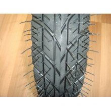 ISO9001 Quality Motorcycle Tubeless Tire 350-10