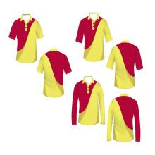 Лучшее качество Новый дизайн Сублимированный сборная Австралии по крикету Jersey 2016