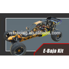 aja Conversion Kit with 150A two way ESC and 580L size brushless motor