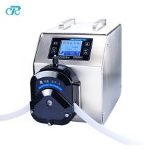 Petite machine de remplissage liquide de pompe de remplissage de bouteilles industrielle