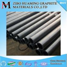 tubos de alta resistência da grafite para a desgaseificação de alumínio
