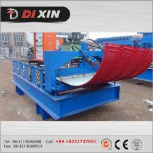 Dx Arch Plate dá forma à máquina