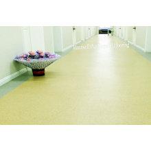 Hôpital professionnel de feuille de PVC / rouleau et plancher médical