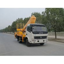 order+new+Dongfeng+technic+telescopic+cherry+picker+lorry
