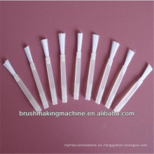 Máquina de rellenar del cepillo del clavo de 4 salidas del alto rendimiento de Meixin