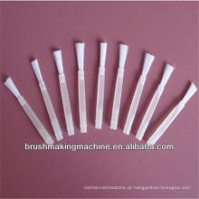 Meixin super high output 4 axis máquina de enchimento de escova de unhas