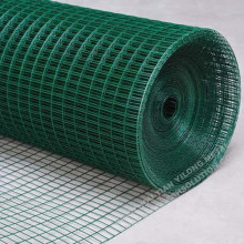 2x2 Vinyl Coated Welded Wire Mesh