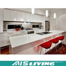 Gabinete de cocina de alto brillo de la galería (AIS-K256)