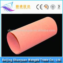 high purity battery copper foam metal, open cell metal foam