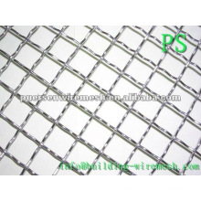 15X15 Hot Dipped Galvanized Crimped Wire Mesh Manufacturing for Sieve