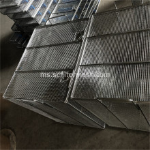 Tugas Berat Stainless Steel Mesh Baskets