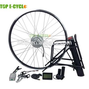 TOP E-cycle pas cher 36V 250W vélo électrique kit de conversion électrique brushless moteur