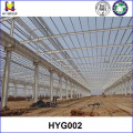 Low cost prefabricated metal frame warehouse buildings