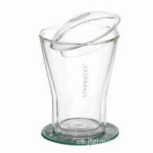 Imprimir Custom Logo Glass Cup