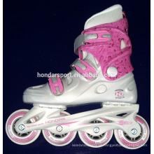 2016 de alta qualidade nova design crianças sapatos de patins de roda atacado