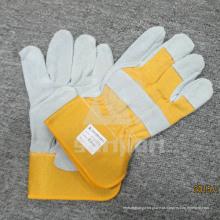 Luvas de segurança para soldagem de couro Spell Graduate Bc